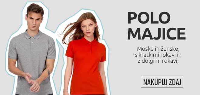 Ogromna ponudba vseh vrst polo majic