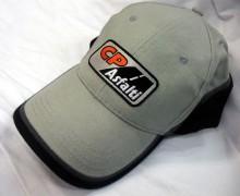 Vezenje logotipa CP ASVALTI