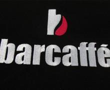 Vezenje logo barcaffe