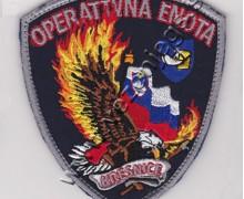 Našitek gasilska enota PGD Kresnice