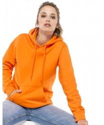 Ženski pulover s kapuco K473