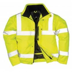 Odsevne jakne in brezrokavniki