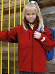 Otroške softshell jakne