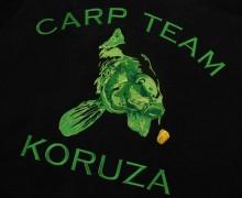 Vezenje logo Carp team Koruza