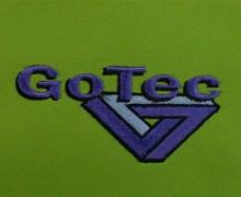 Vezenje logo Gotec