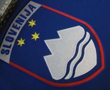 Vezenje logotipa grb Slovenije