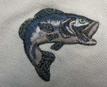 Vezenje logotipa na polo majice