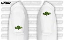 Vezenje na rokav srajce