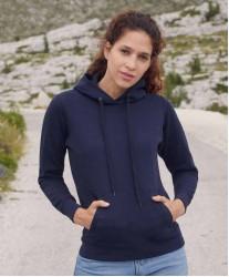 Ženski pulover s kapuco Lady Fit