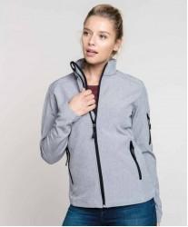 Ženska softshell jakna K400