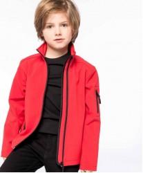 Otroška softshell jakna K402