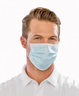 Medicinska obrazna maska - paket 10 kos