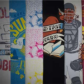 Tisk na vse vrste majic